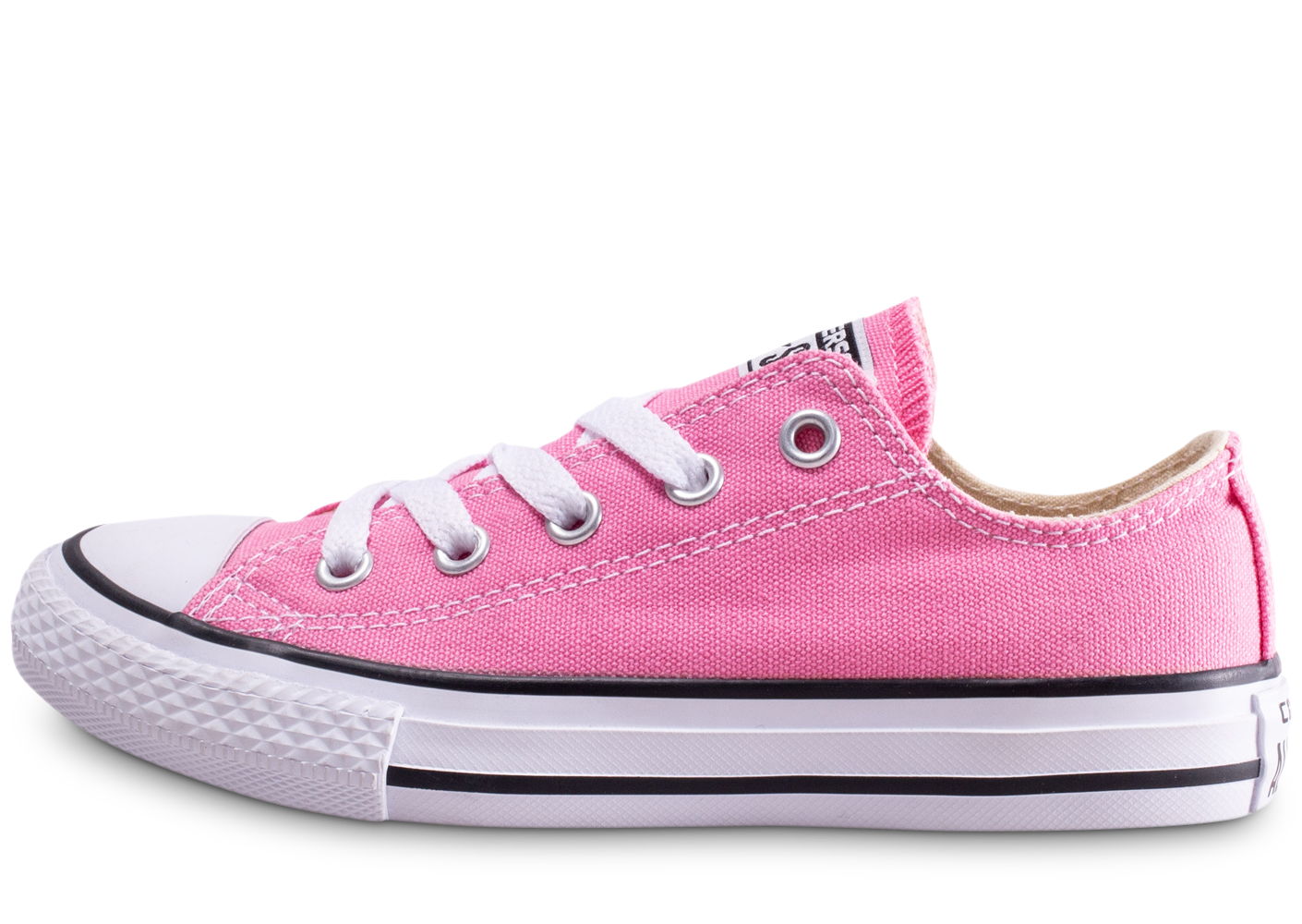 Converse Haute Homme Rose Chuck Taylor All Star Soldes