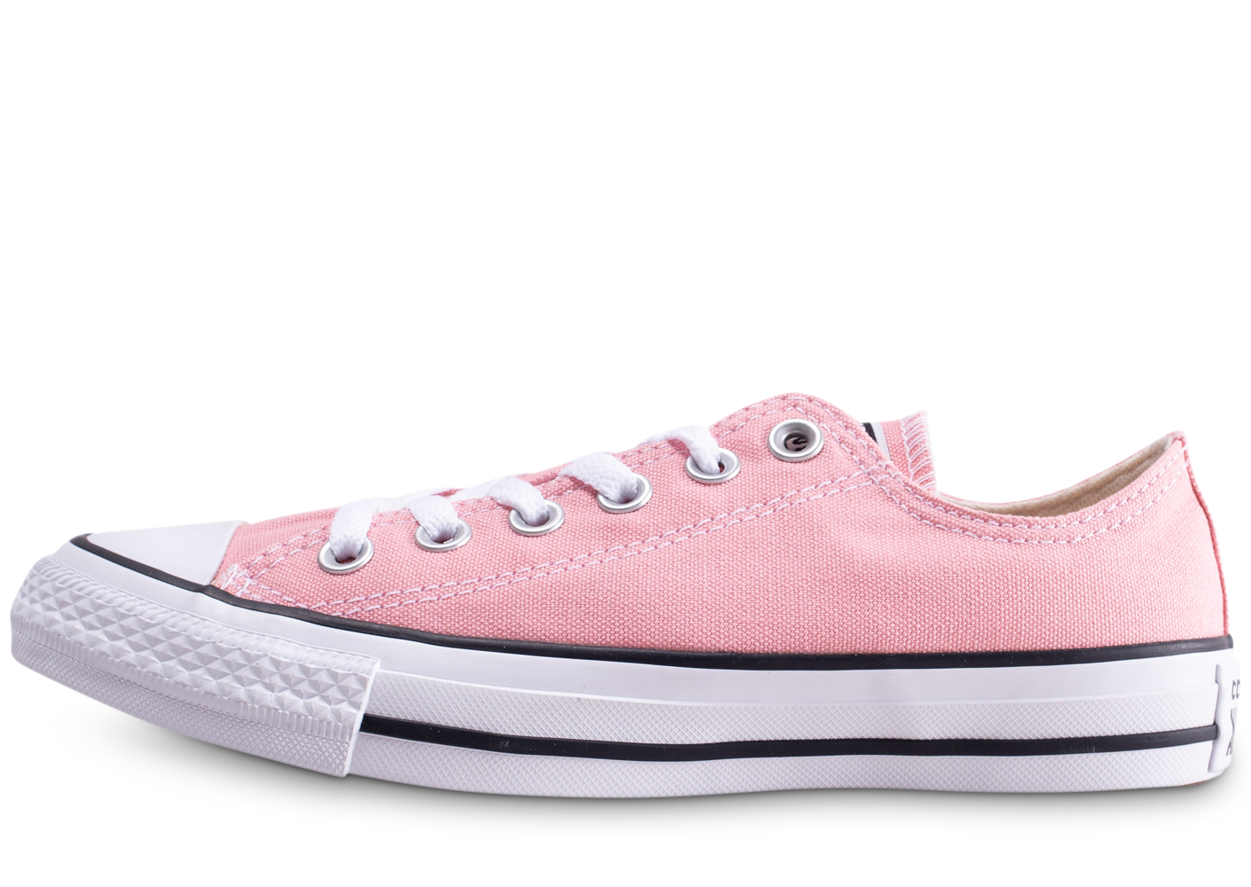 Converse chuck taylor all star low rose femme...