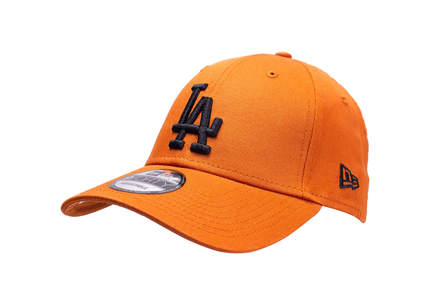 New Era Mixte Casquette Los Angeles Rouille