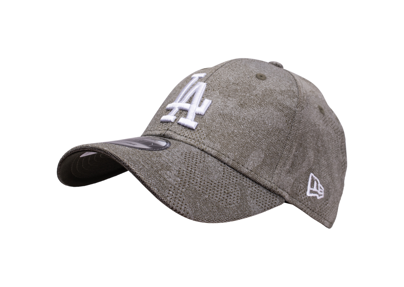 New Era Mixte Casquette 9/40 Los Angeles Dodgers Engineered Plus Olive 6 7/8
