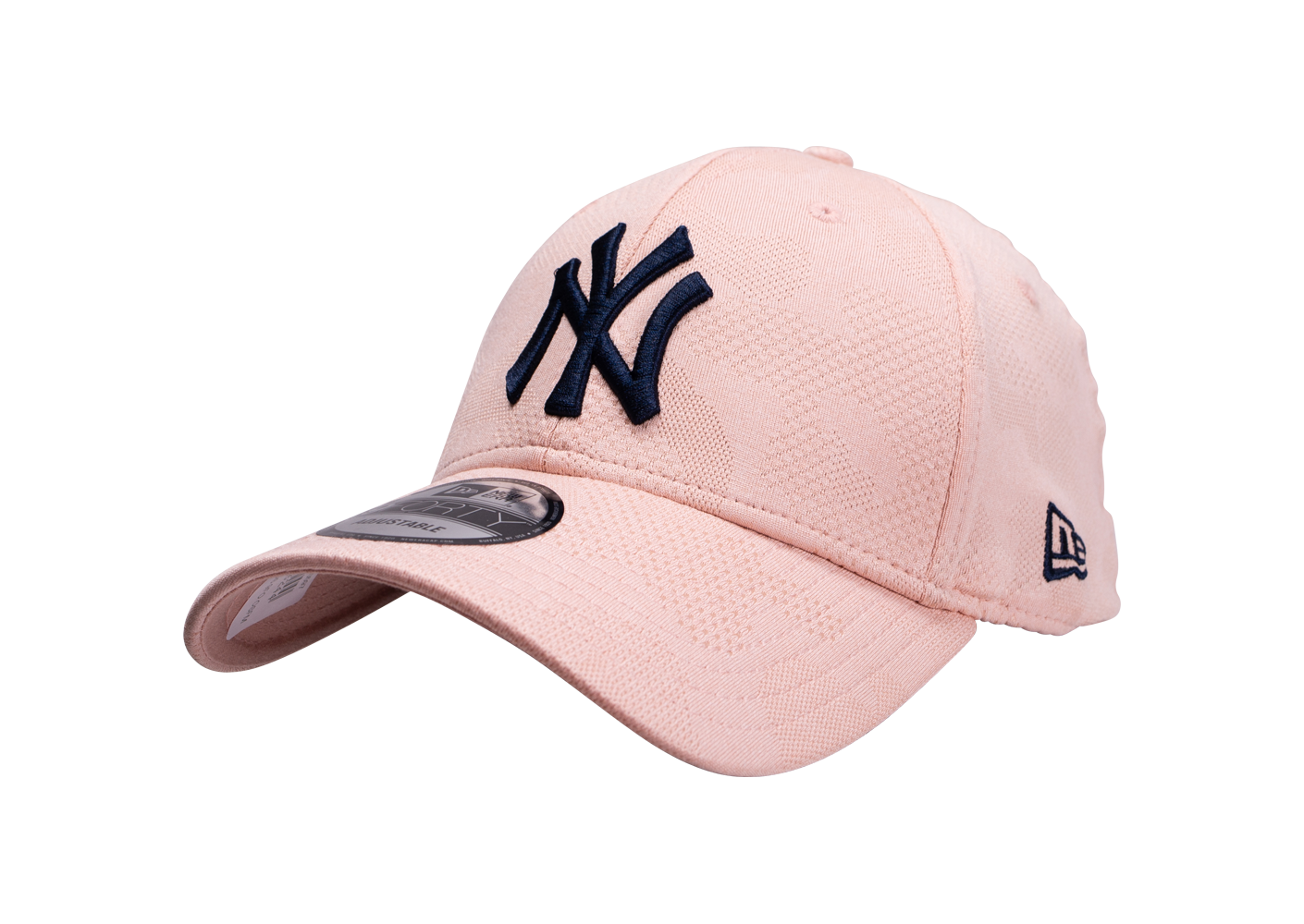 New Era Mixte Casquette 9/40 Engineered Plus Ny Rose