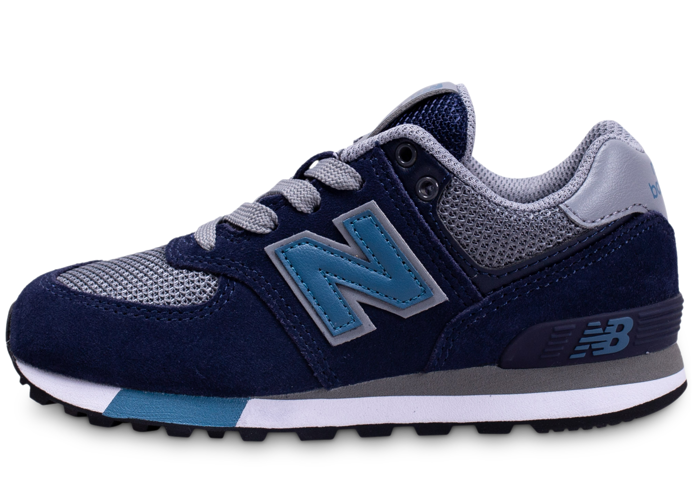 New balance pc574fnd marine enfant baskets