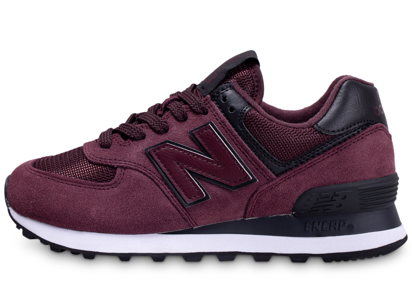 New balance pc574erp rose enfant baskets