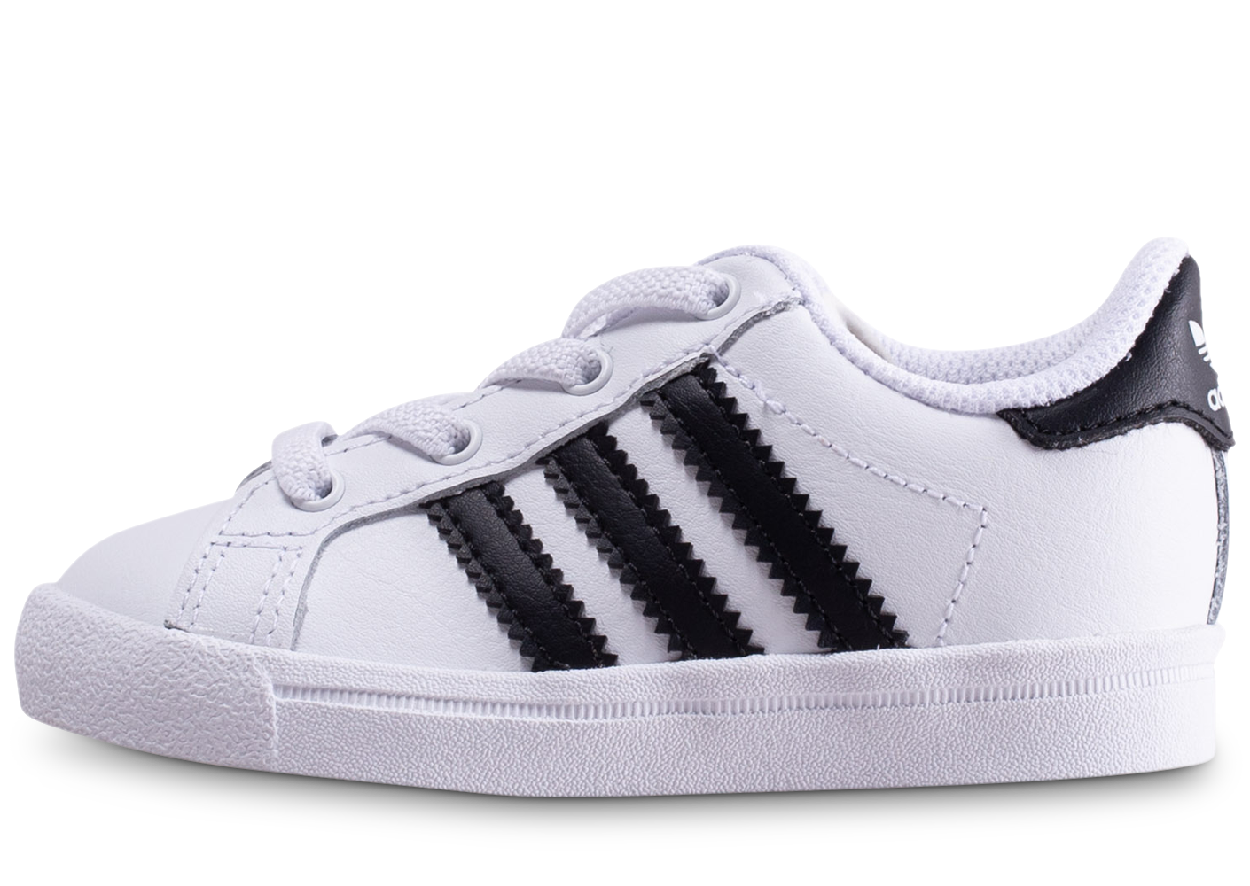 Baskets/tennis adidas coast star blanche et...