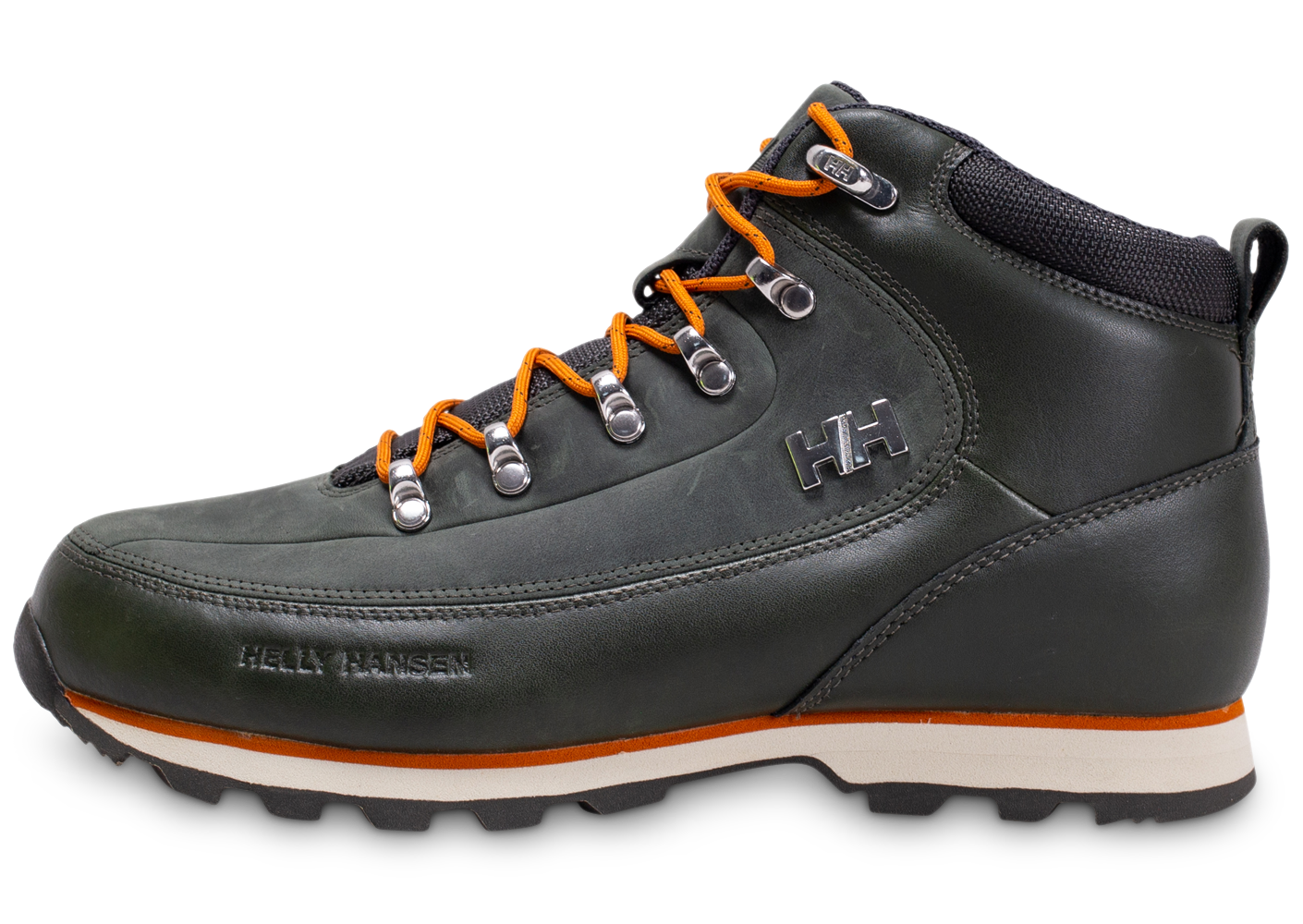 Helly Hansen Homme The Forester Kaki Boots