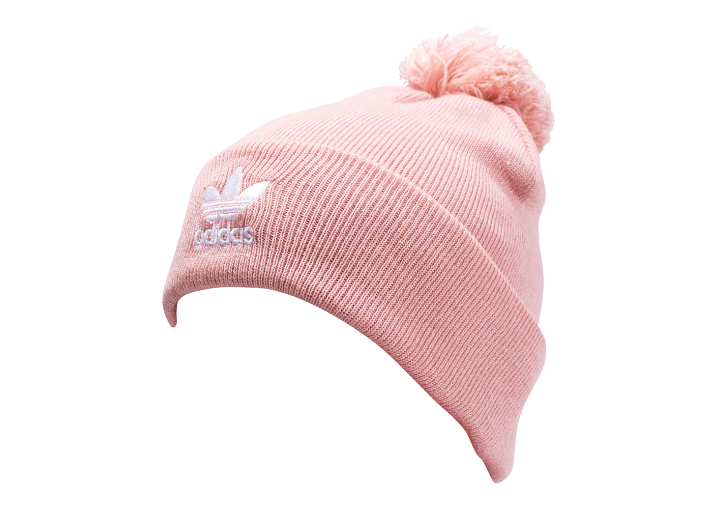 adidas Bonnet Adicolor Bobble Rose