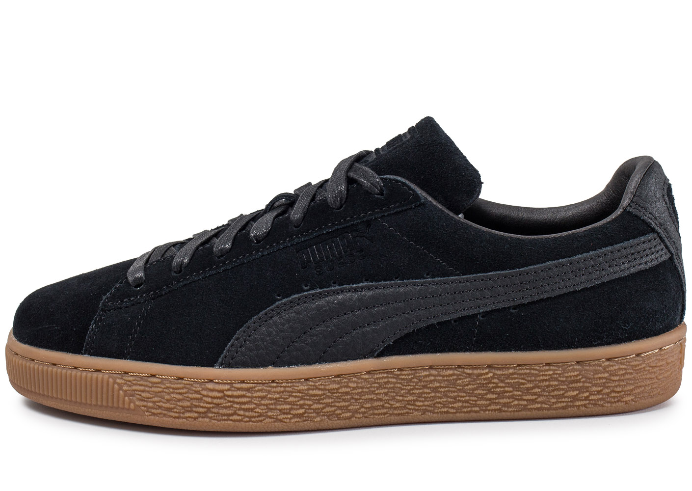 Suede Classic Organic Warmth Noire