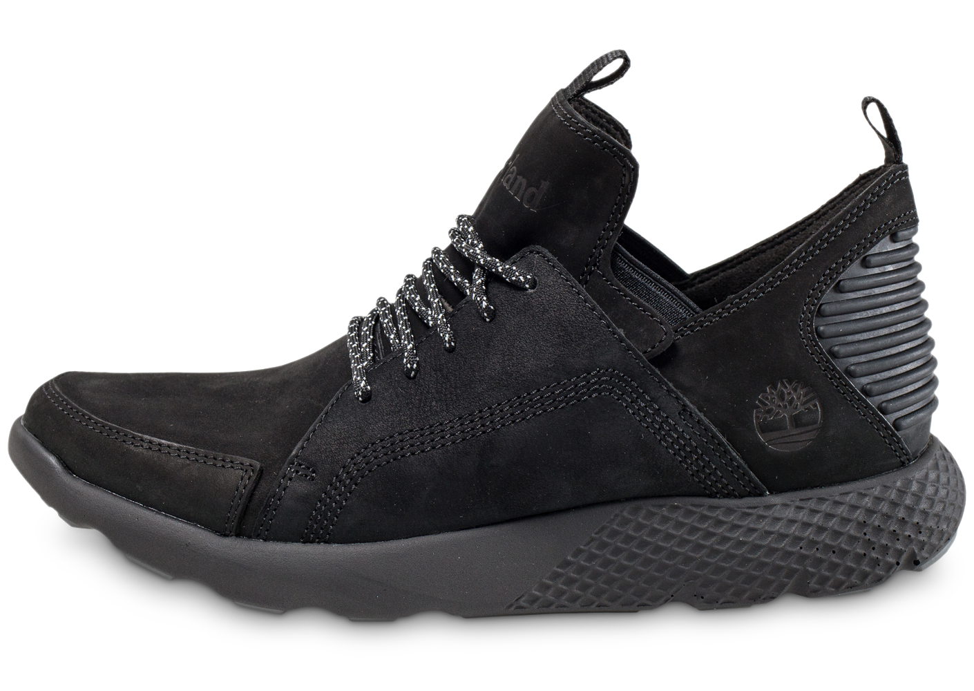 Timberland Homme Flyroam Wedge Jet Black Streetwear