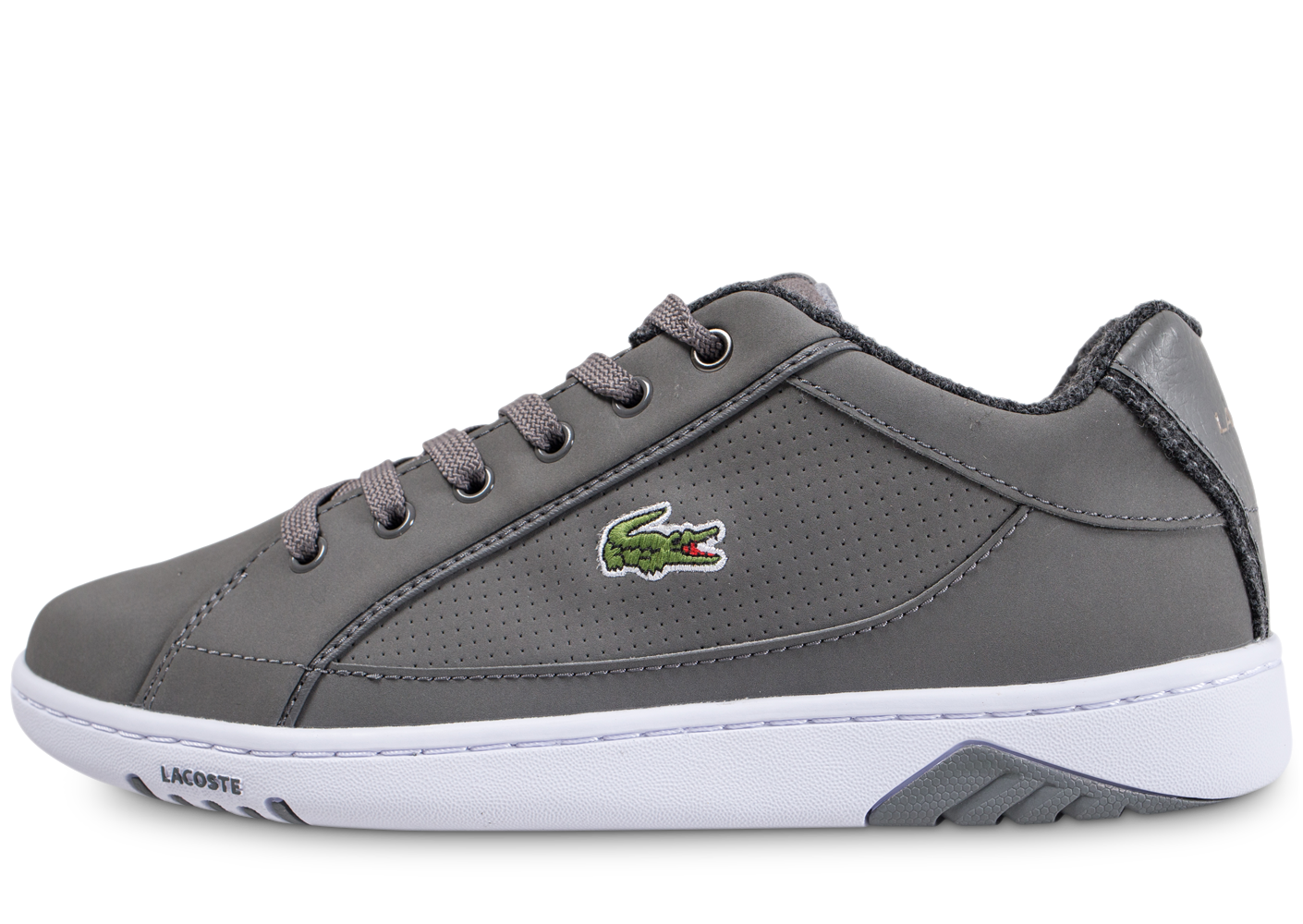 Lacoste Homme Deviation Grise Baskets