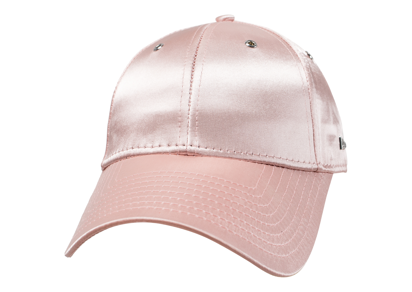 New Era Femme Casquette 9forty Premium Metallic W Rose