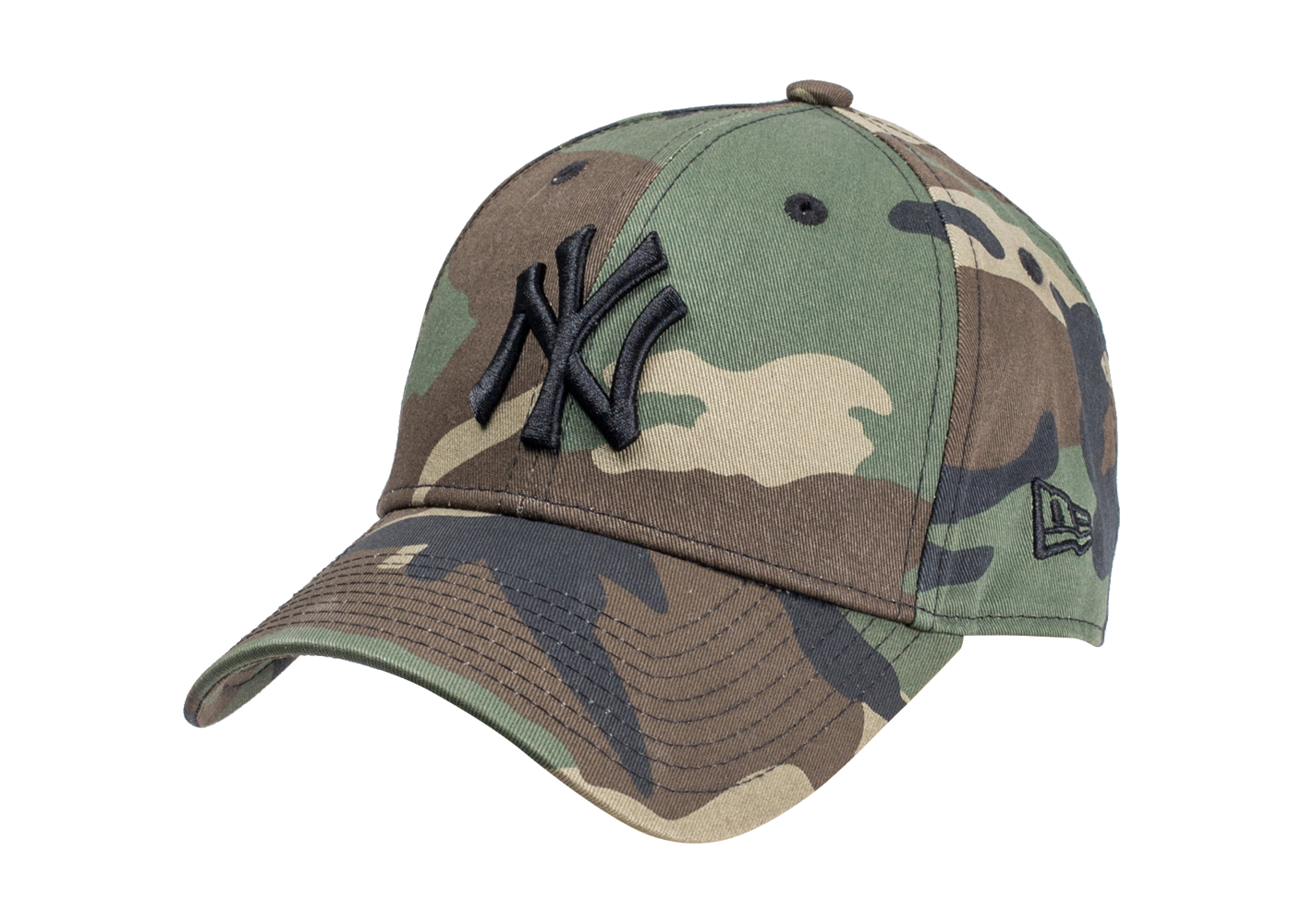 New Era Homme Casquette League Essential 9/40 Motif Camouflage