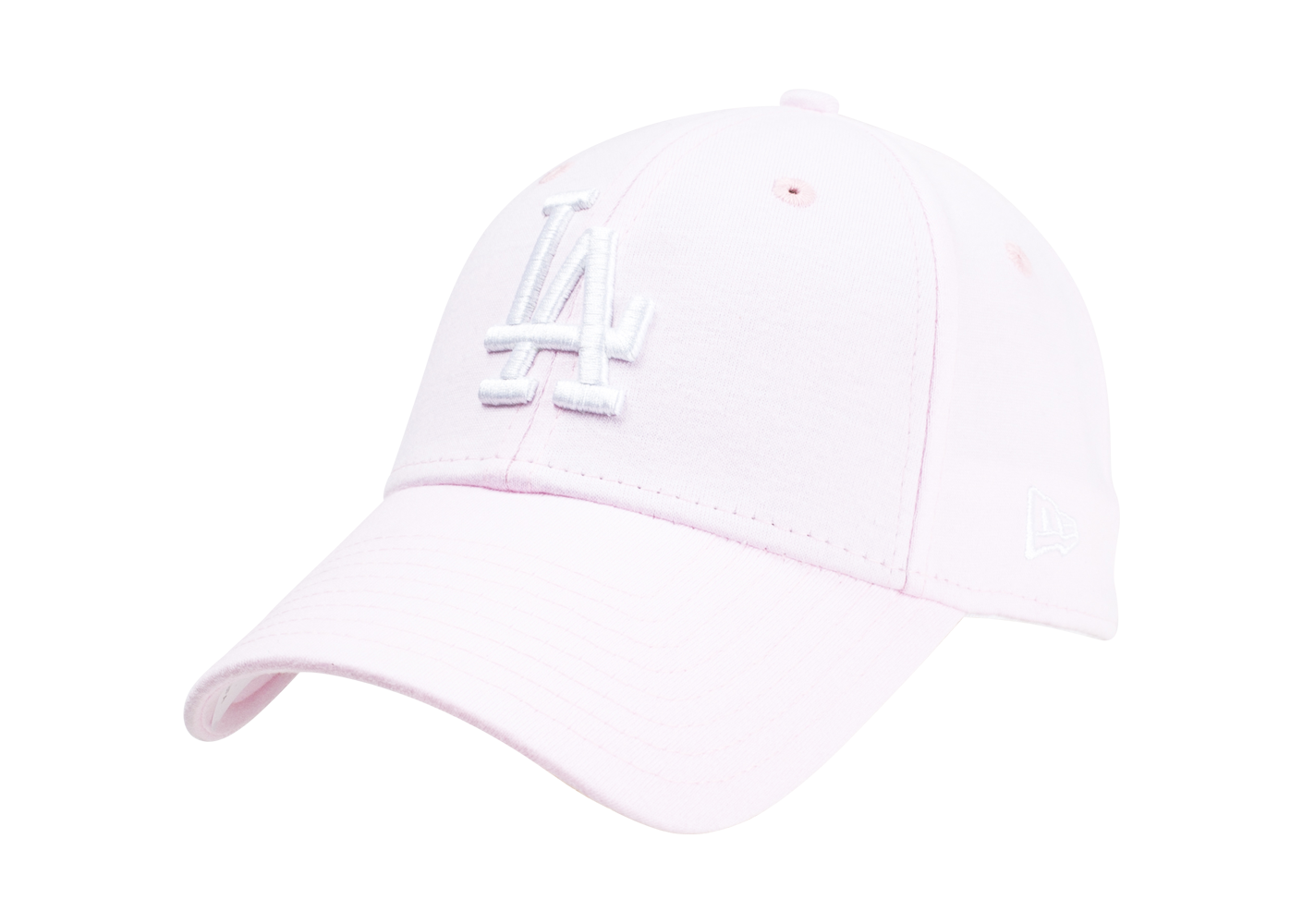 New Era Mixte Casquette Jersey Rose