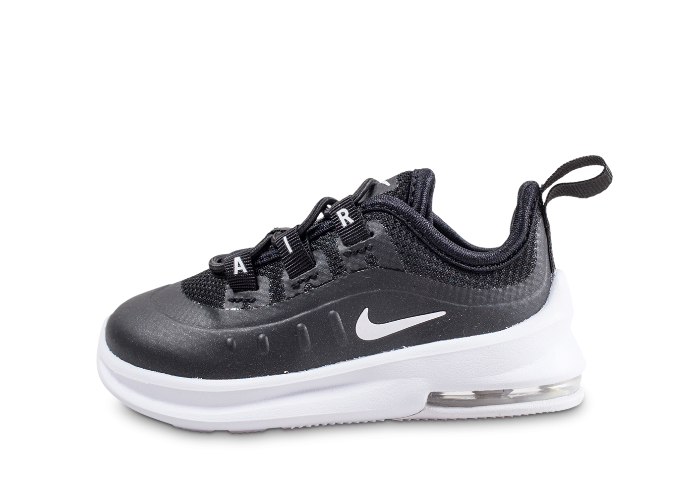 Nike air max axis bébé noire baskets/streetwear