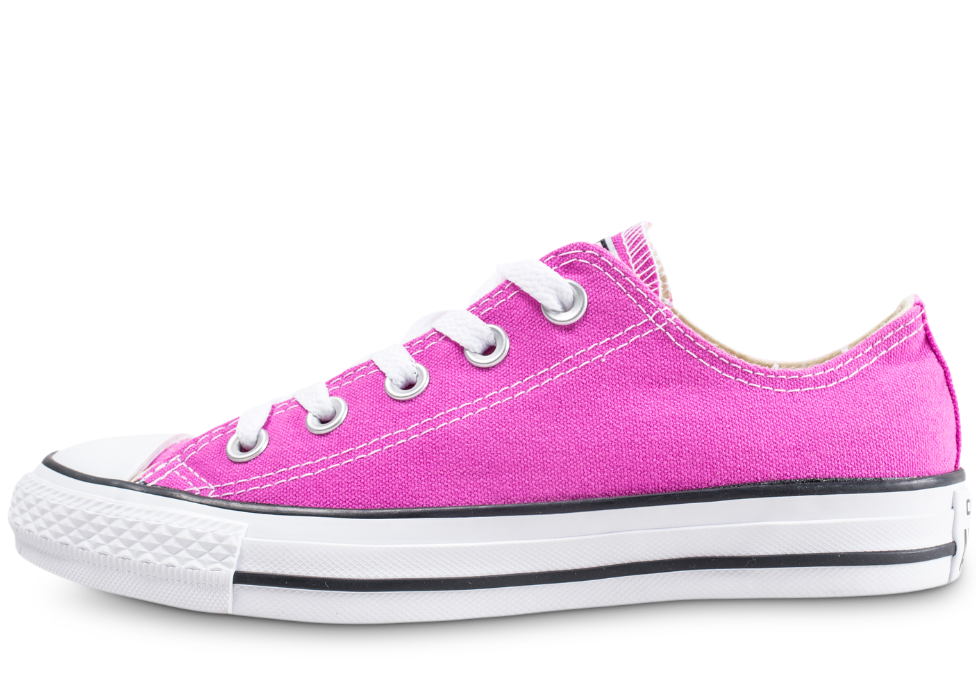 Converse femme chuck taylor all star low rose...