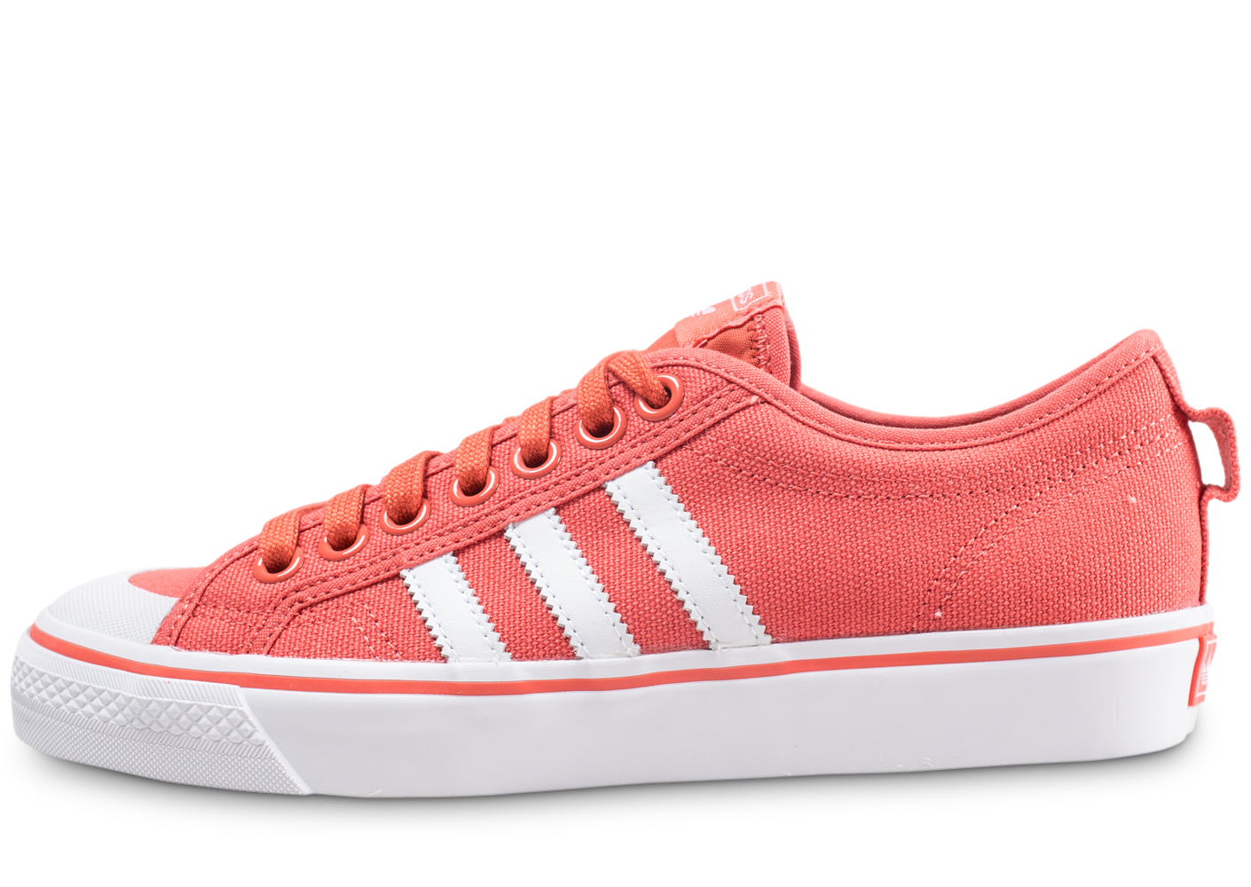 Adidas homme nizza rouge baskets