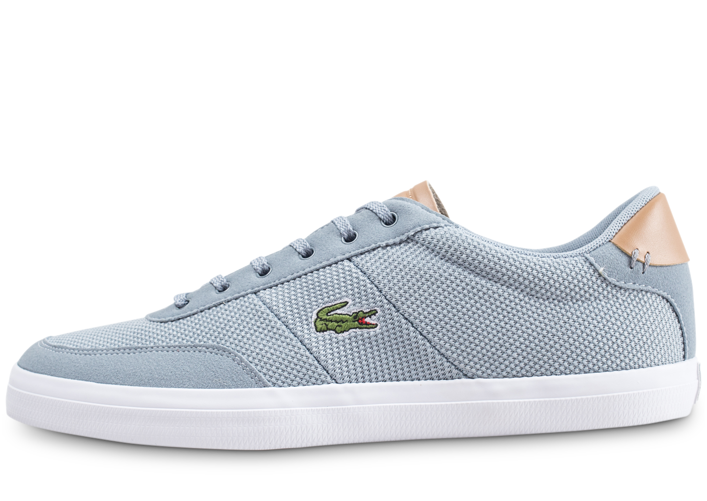 Lacoste Homme Court Master Grise Baskets