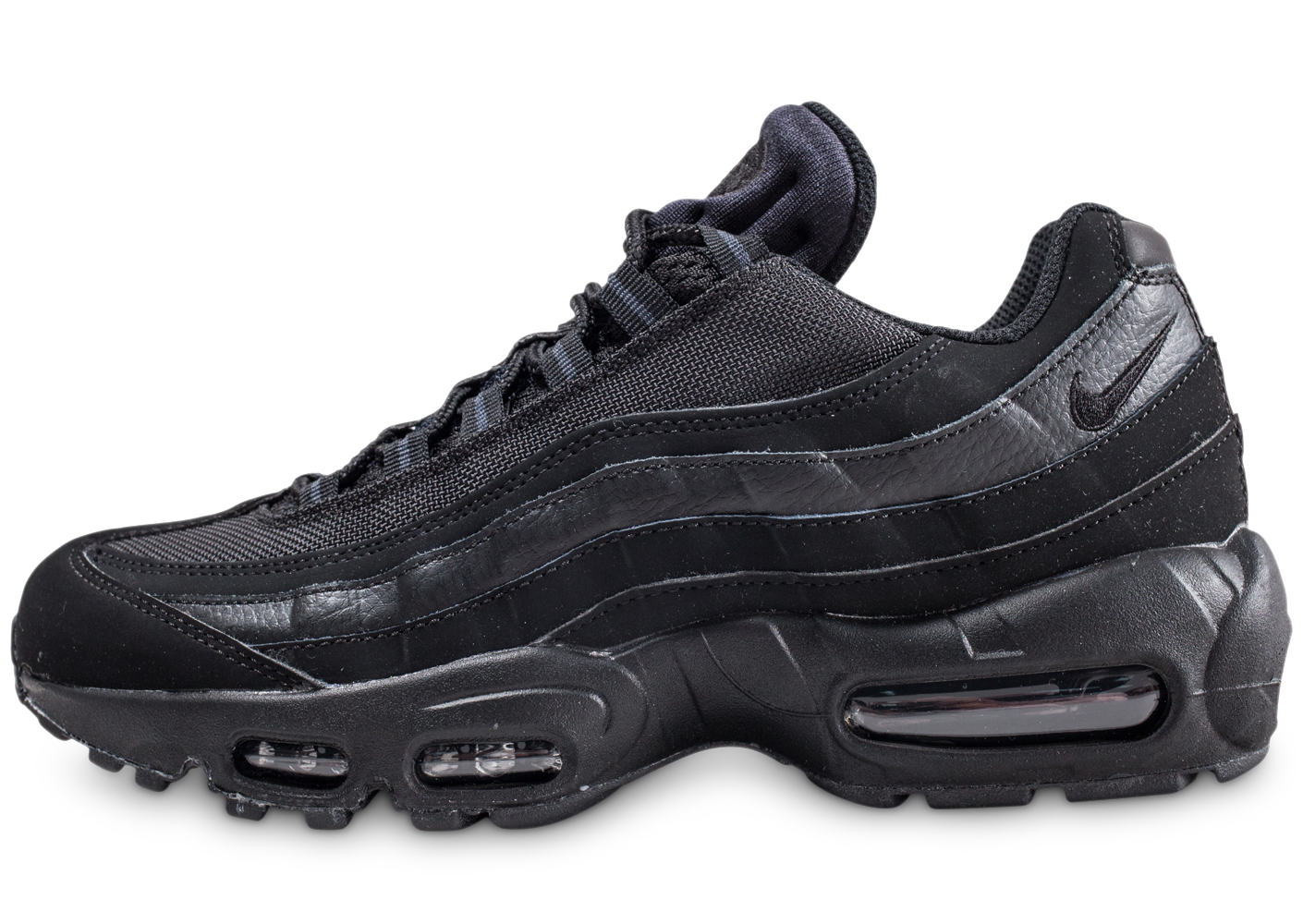 Nike Homme Air Max 95 Noire Baskets