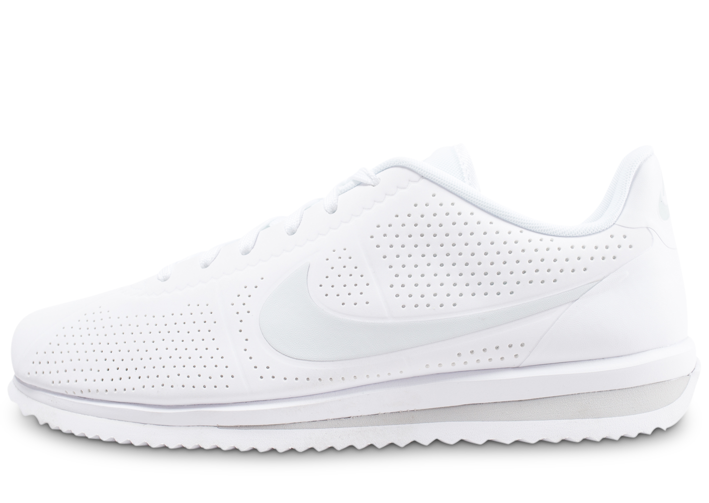 Nike Homme Cortez Ultra Moire Blanche Baskets