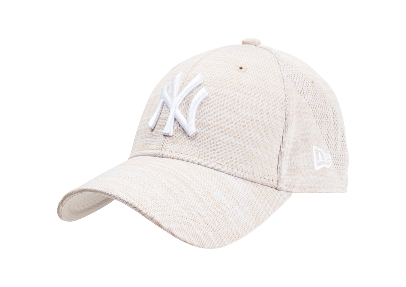 New Era Homme Casquette 9/40 Engineered Fit Beige