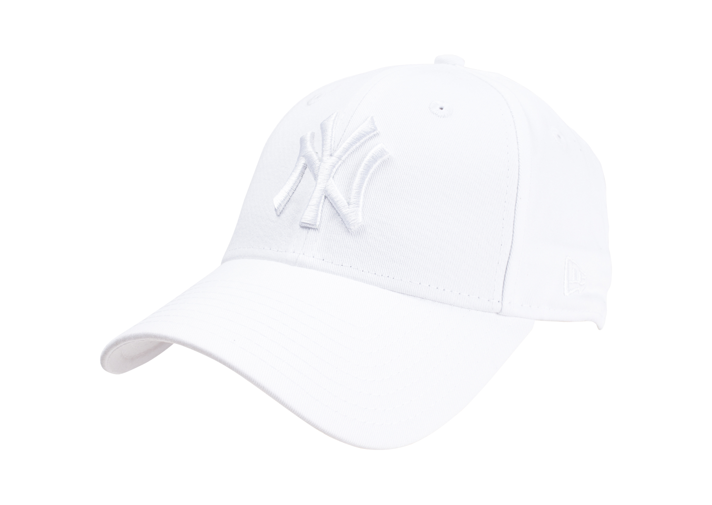 New Era Femme Casquette 9/40 League Ny Blanche
