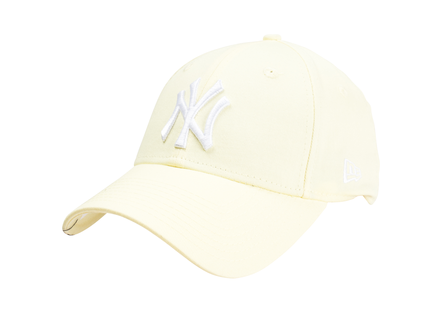 New Era Femme Casquette 9/40 League Ny Jaune