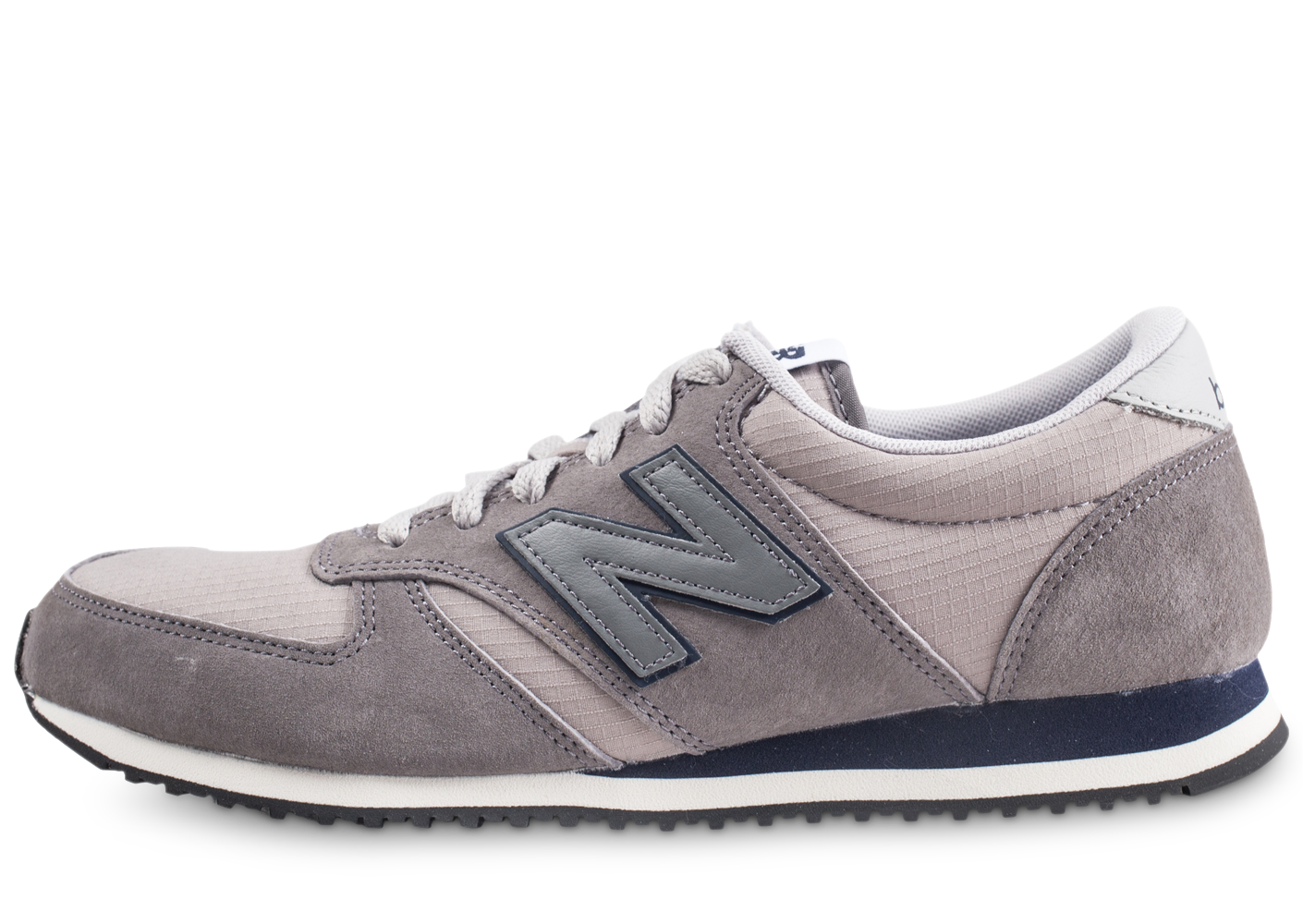 New Balance Homme U420mgw Grise Baskets