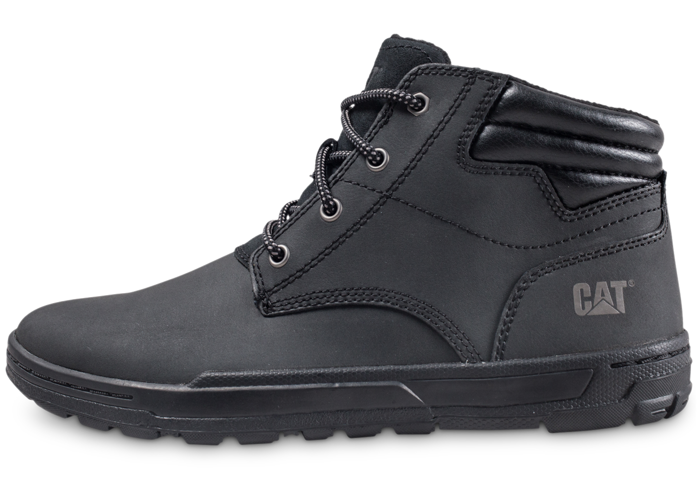 Caterpillar Homme Creedence Noire Boots