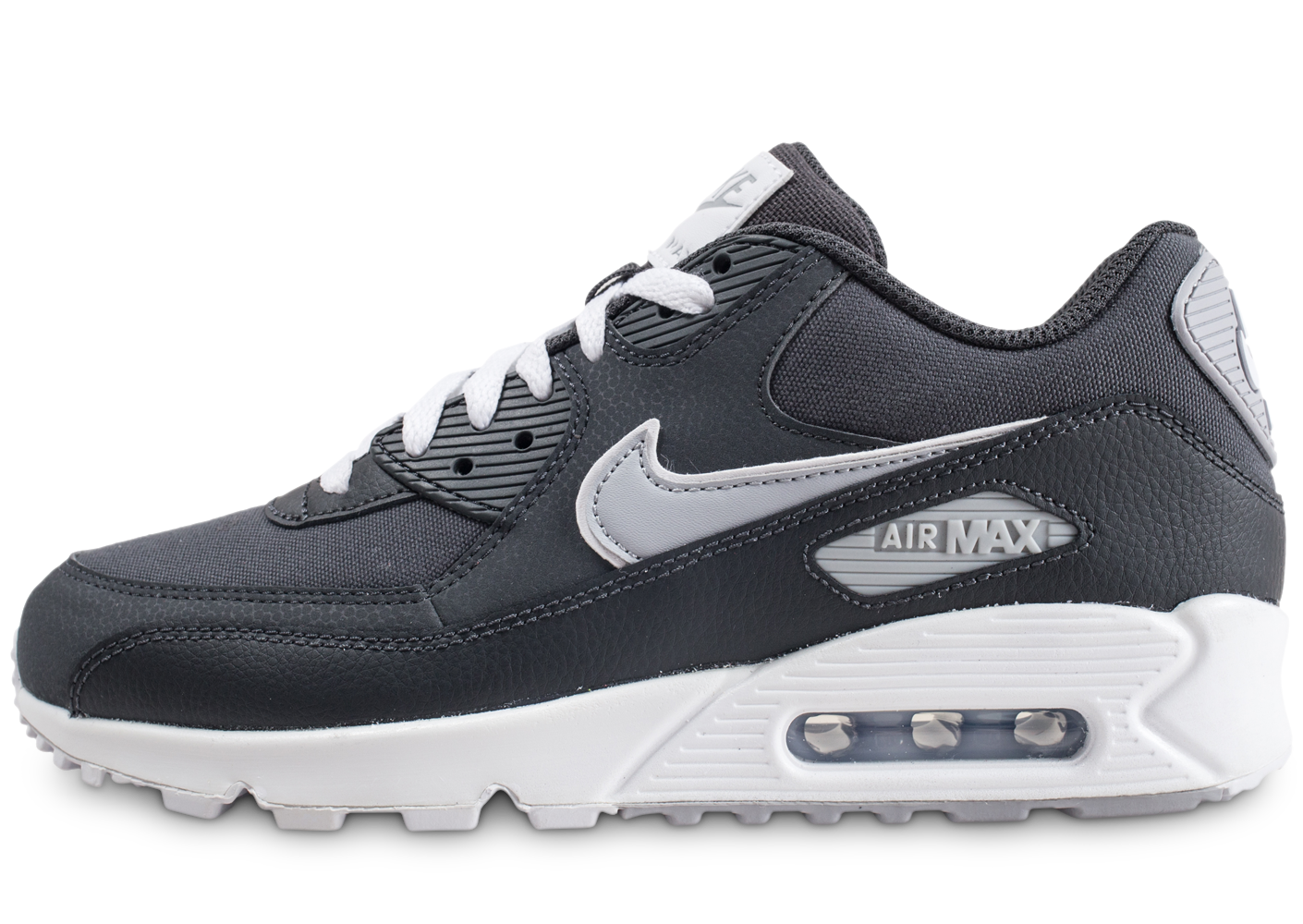 Nike homme air max 90 essential wolf grey...