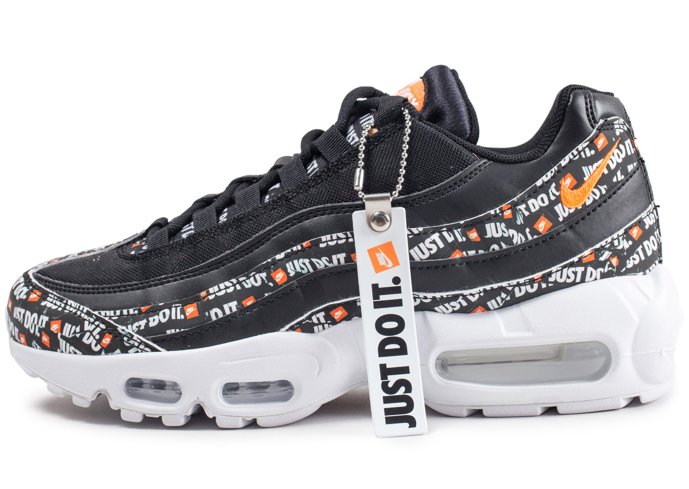 Air Max 95 Just Do It Noire