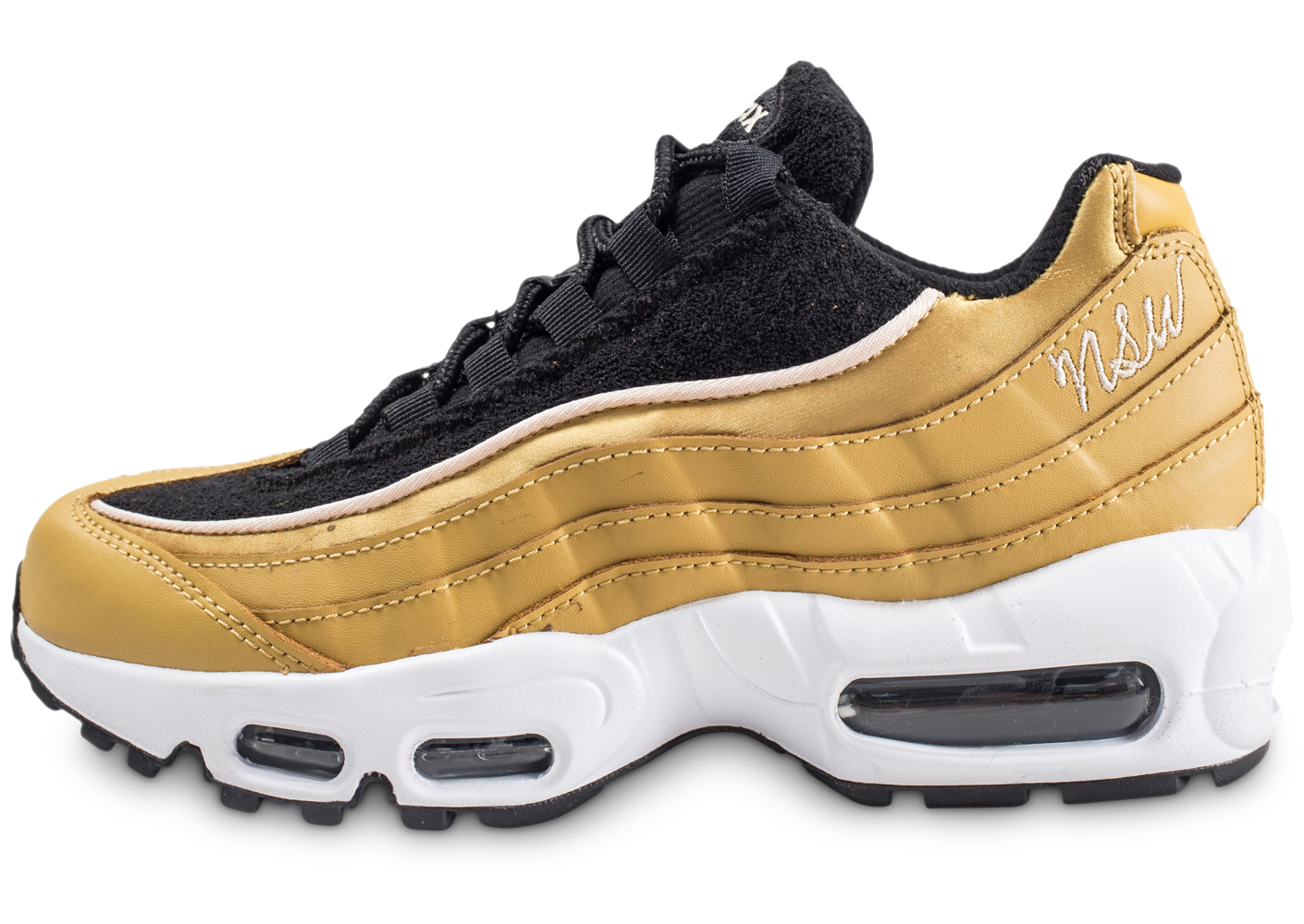 new style 6094a b388f Nike air max 95 lx or femme baskets streetwear