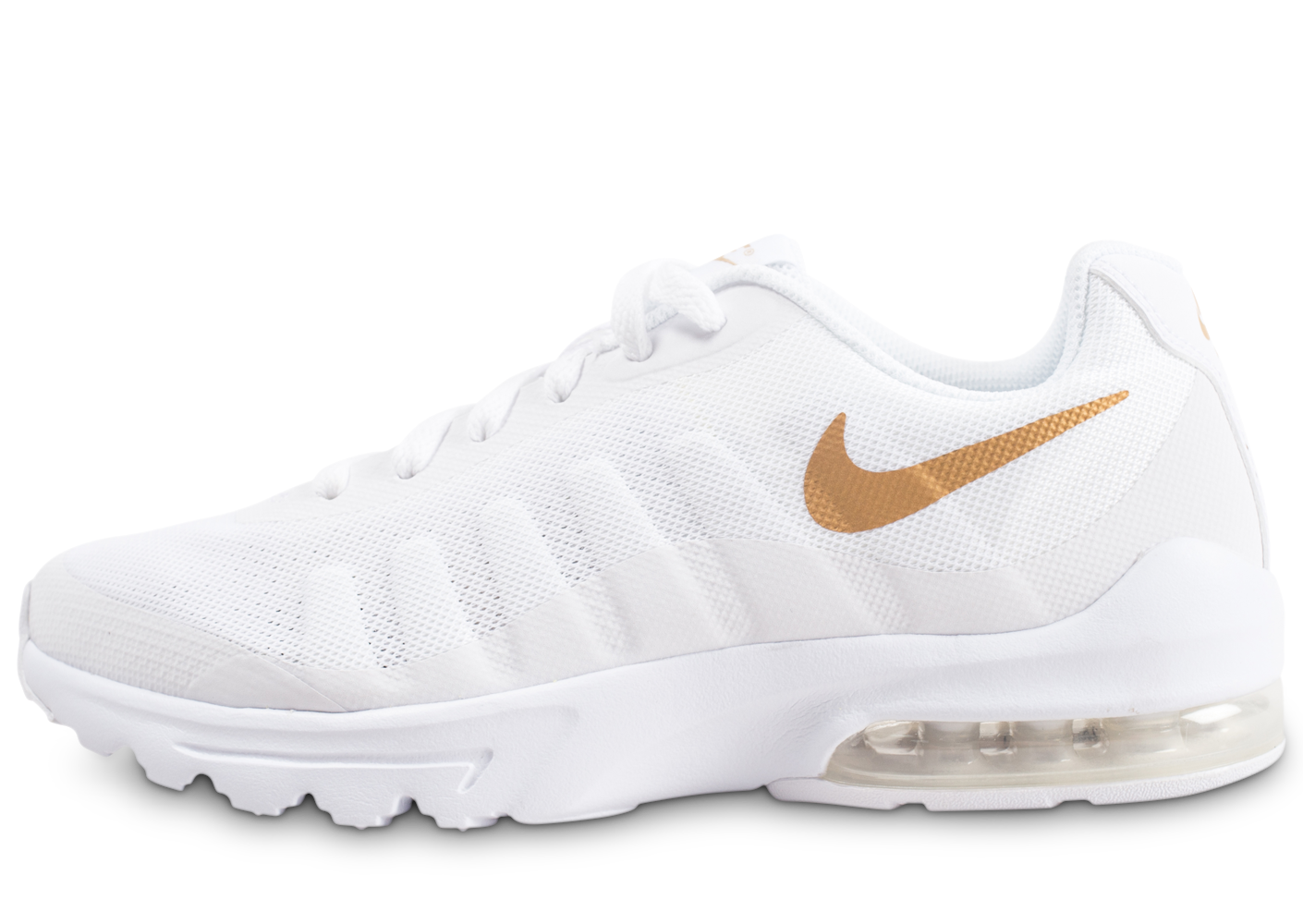 Nike enfant air max invigor blanche junior baskets