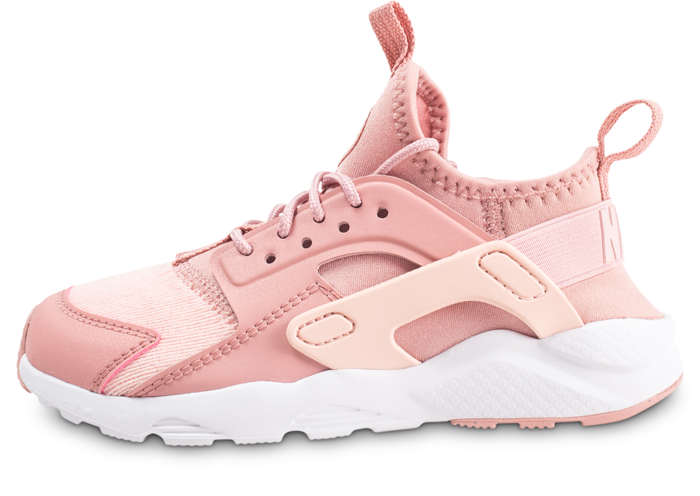 nike air huarache rose enfant