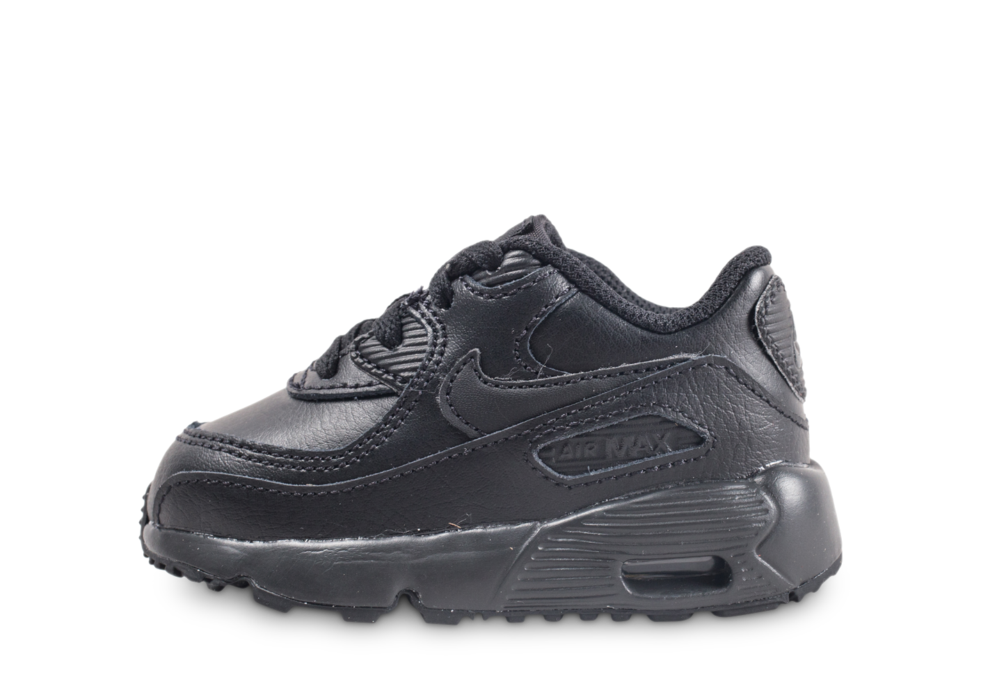 Nike air max 90 leather noire bébé...