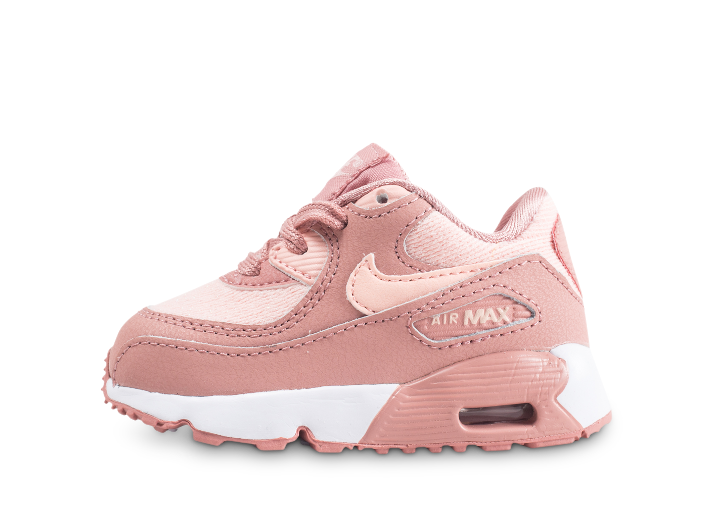 Nike air max 90 se mesh rose bébé...
