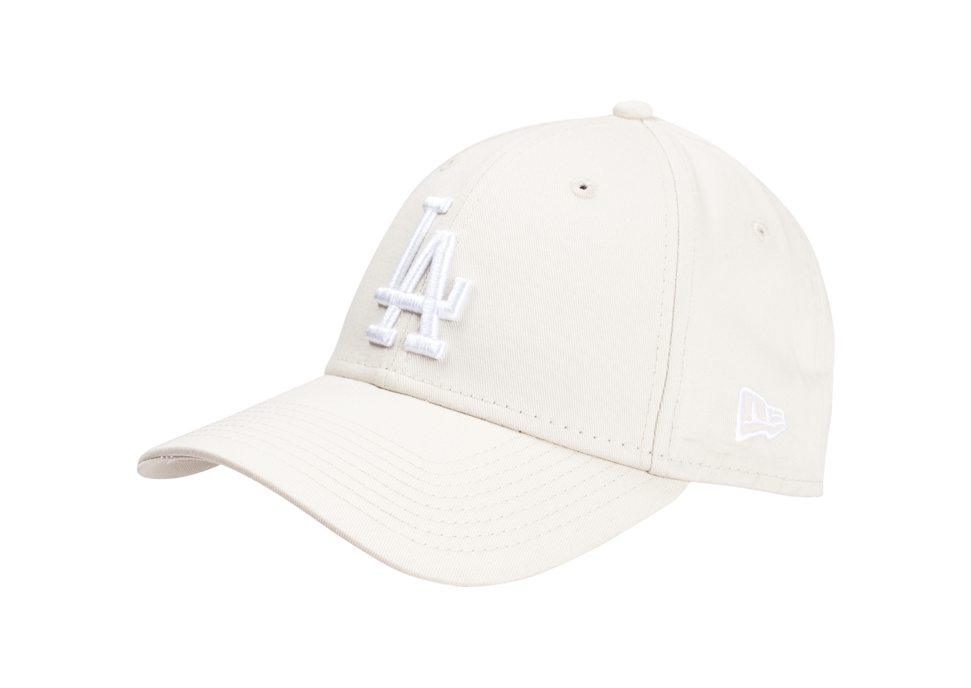 New Era Homme Casquette 9/40 League Essential Los Angeles Blanche