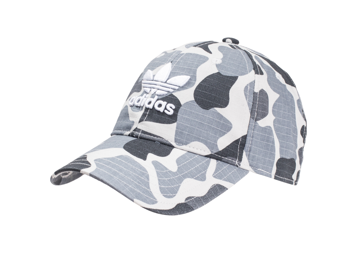 adidas Homme Casquette Classic Camouflage Grise
