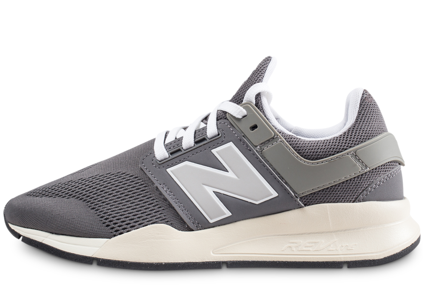 New balance homme ms247mm grise baskets