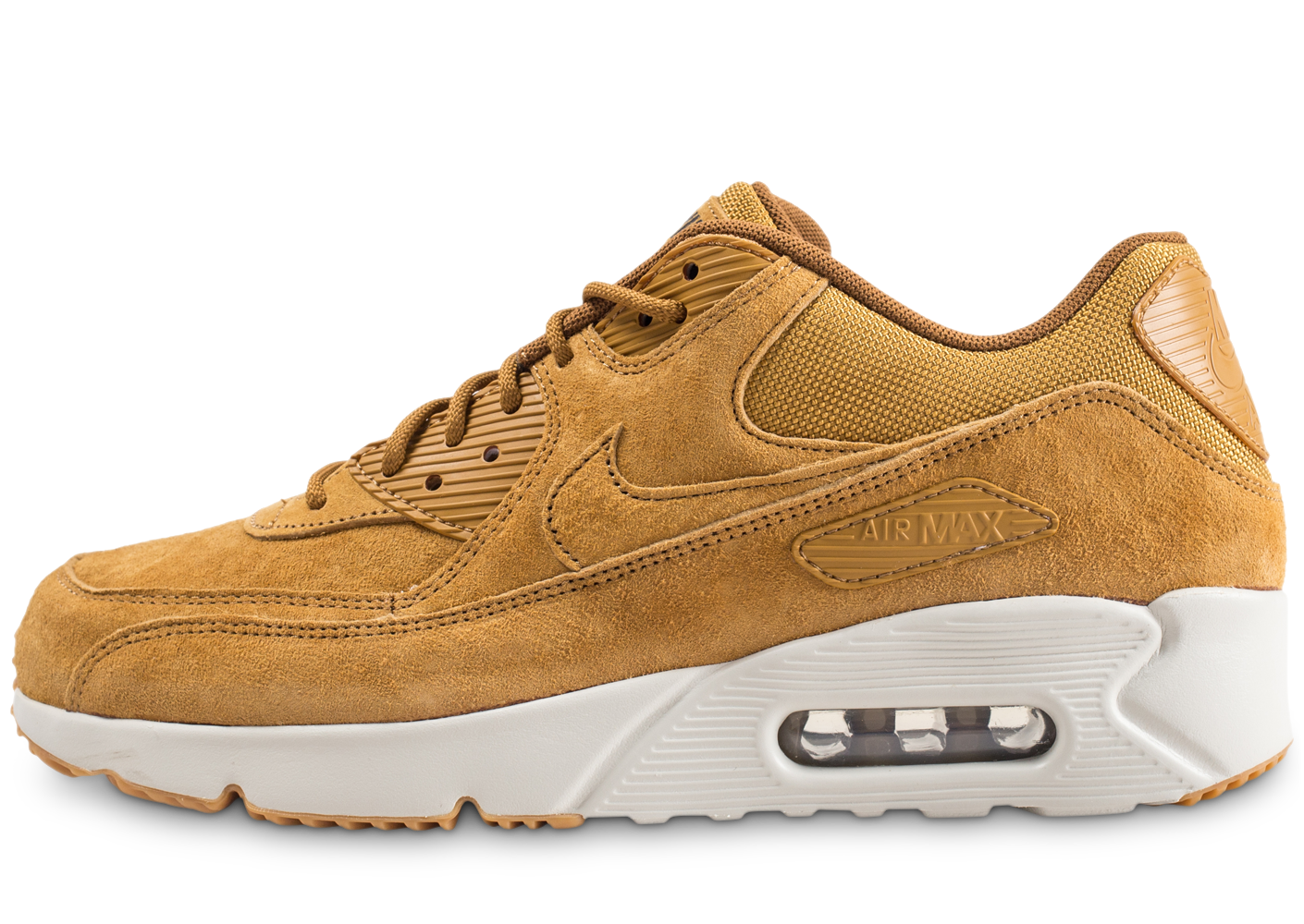 detailed look 9abff 3f7ba Nike homme air max 90 ultra 2.0 ltr wheat.
