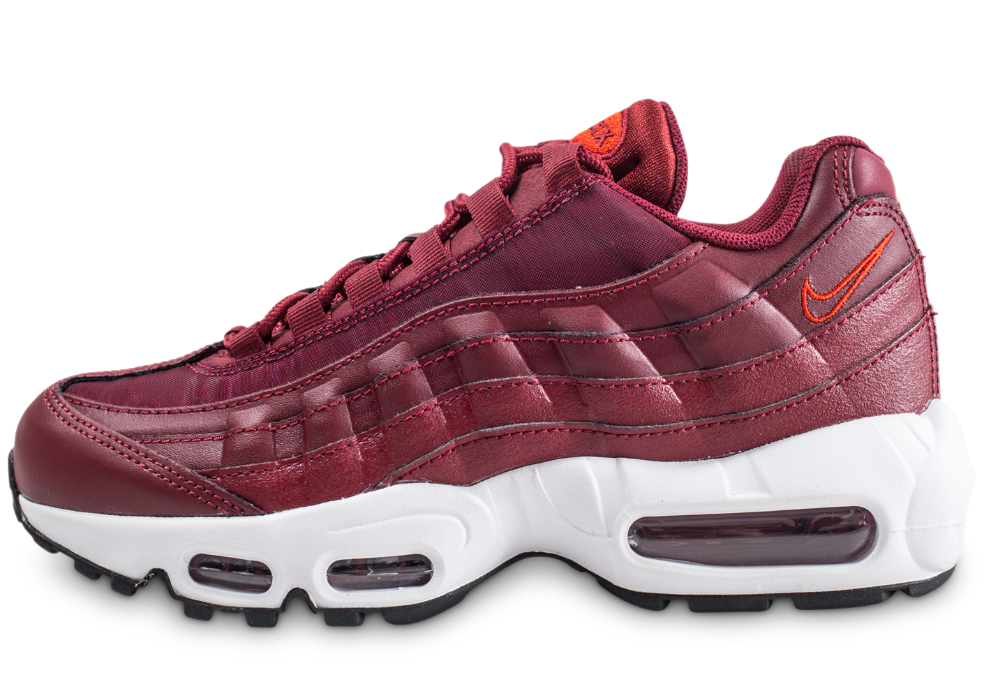 Nike air max 95 habanero femme baskets
