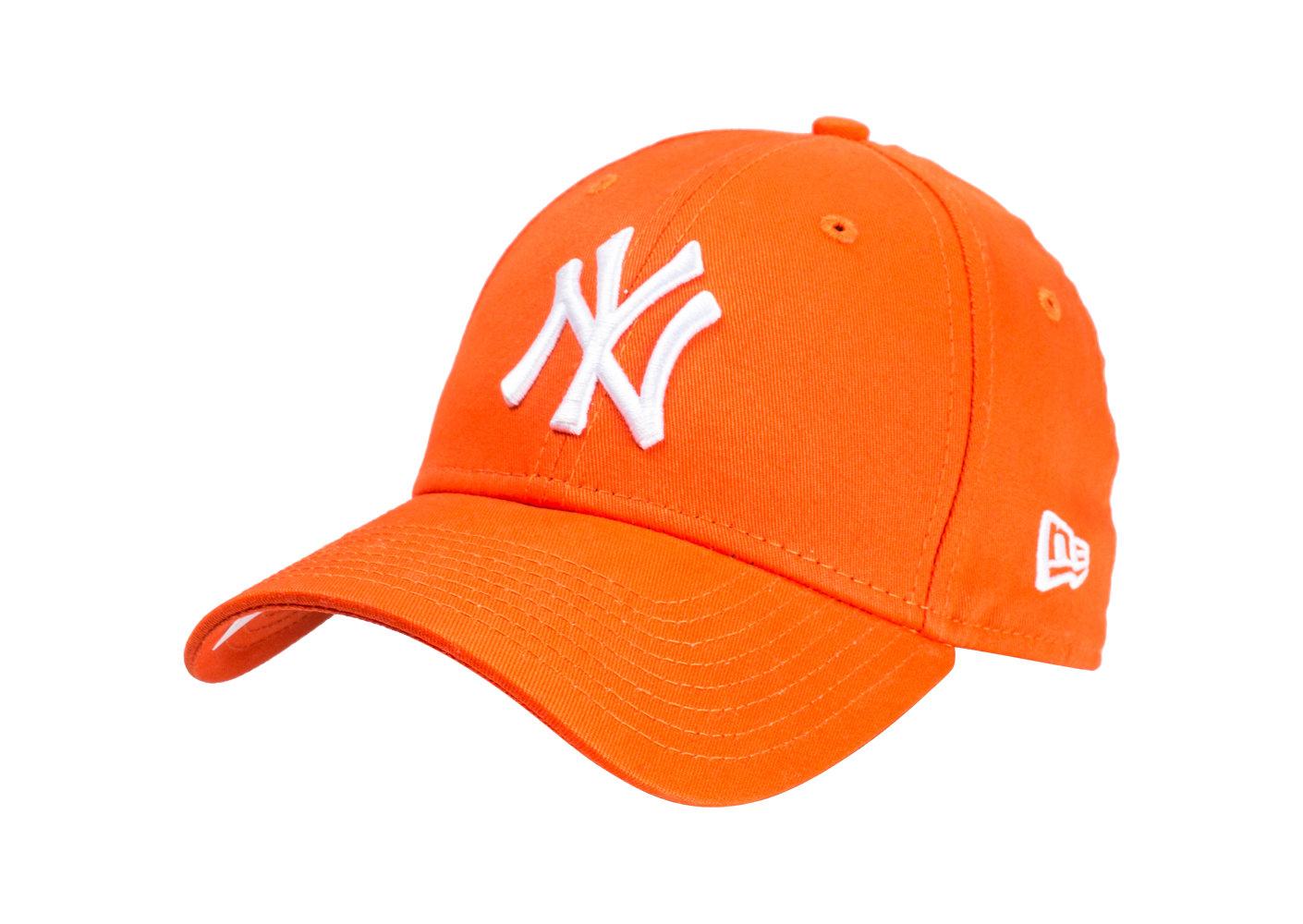 New Era Homme Casquette Essential 9/40 New York Yankees Orange