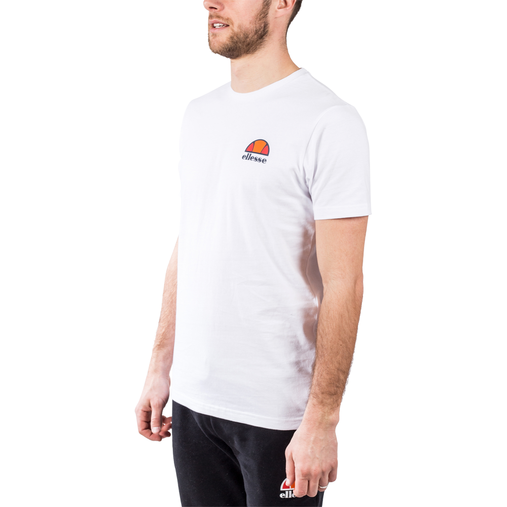 Ellesse Homme T-shirt Canaletto Blanc