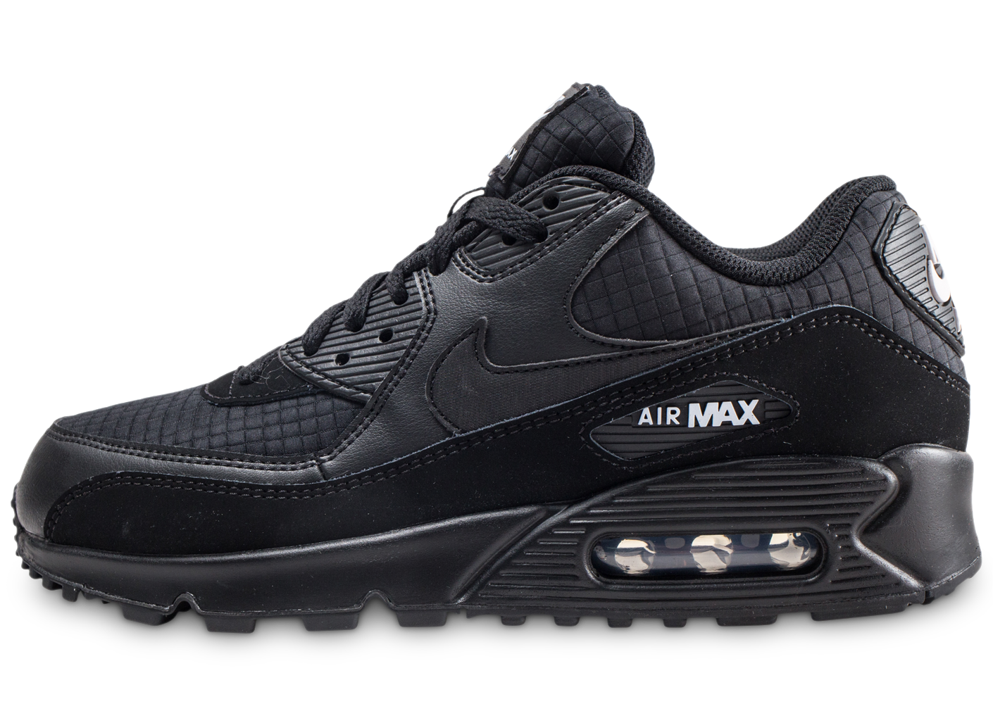 Nike Homme Air Max 90 Essential Noire Baskets