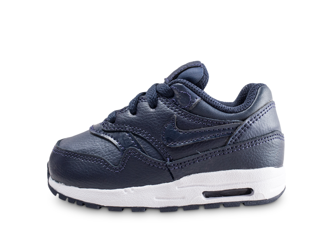 Nike air max 1 bleue bébé baskets/streetwear