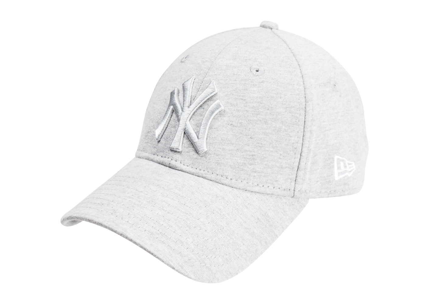New Era Homme Casquette 9/40 En Jersey League New York Grise