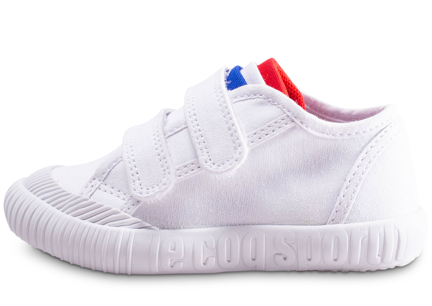 Baskets le coq sportif nationale sport blanc...