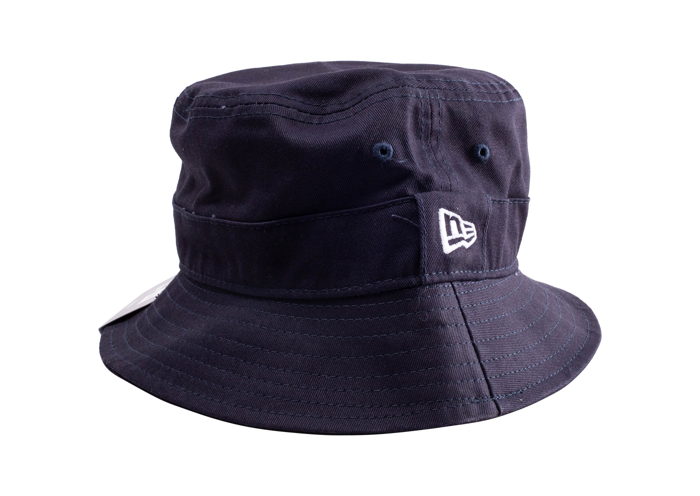 New Era Bob Essential Bucket Bleu Enfant chapeau bob