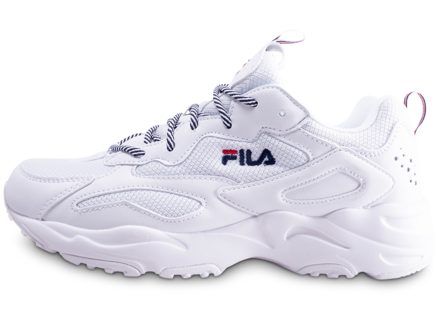 Fila homme ray tracer blanc baskets