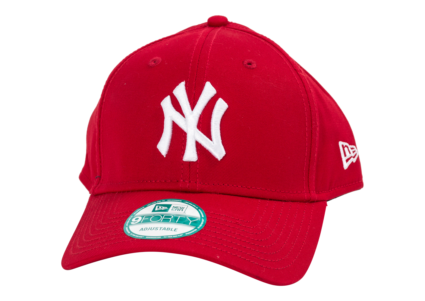 New Era Homme Casquette 9/40 Mlb The League New York Yankees Rouge