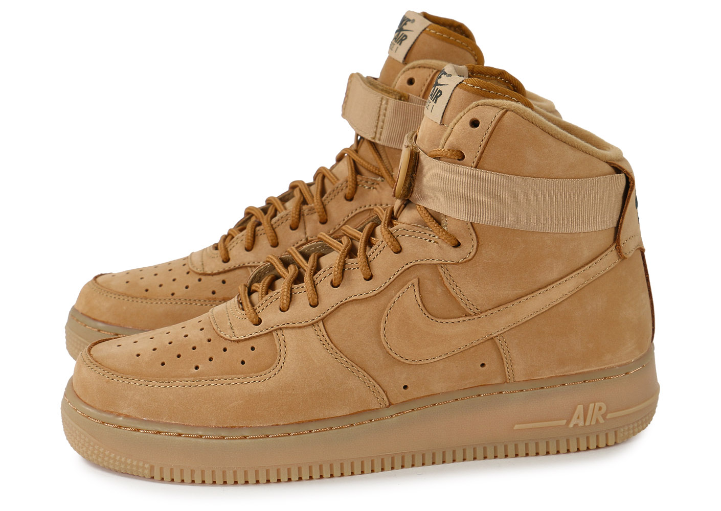 Air Force 1 High '07 Lv8 Flax