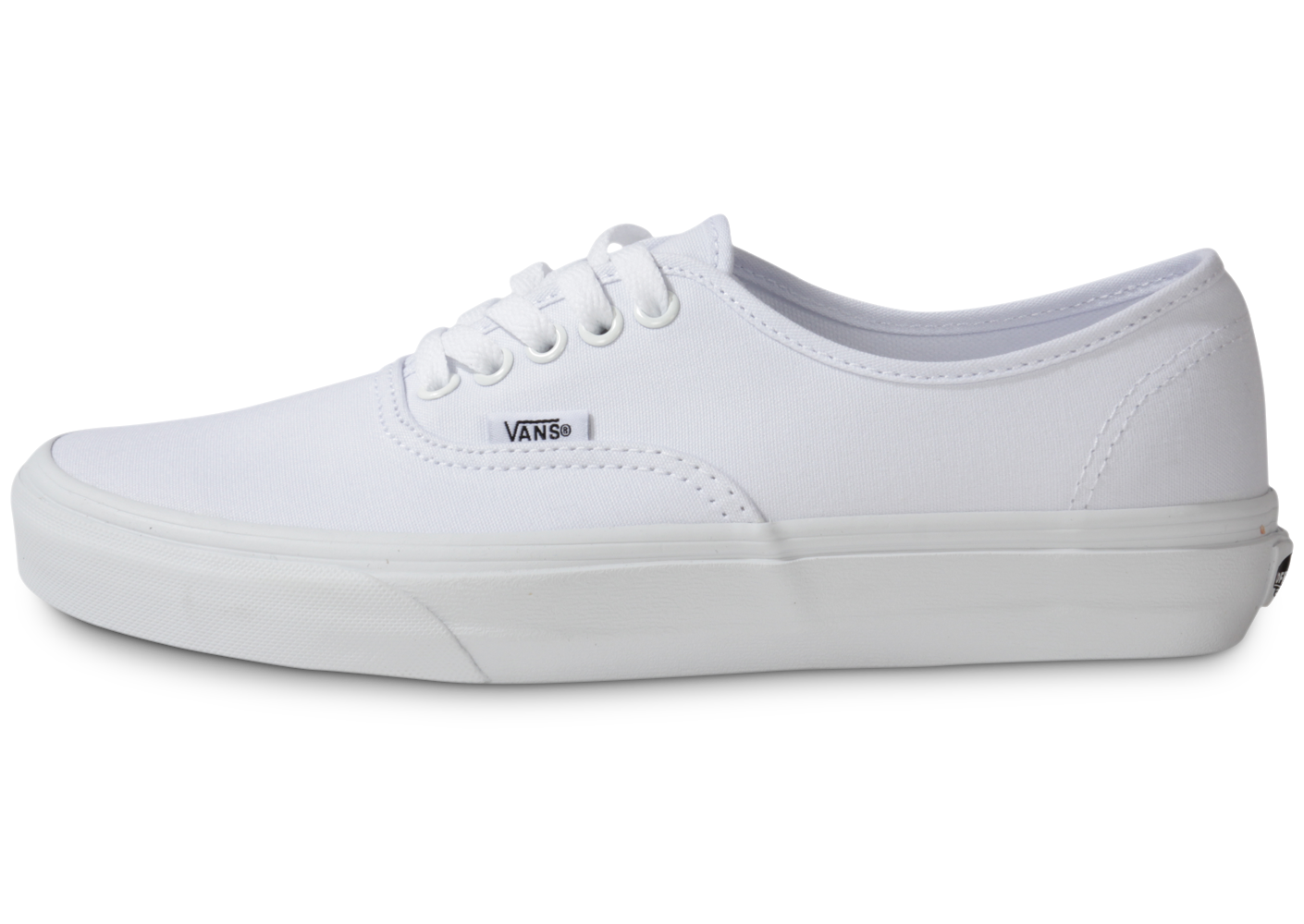 Vans Homme Authentic Blanche Skate